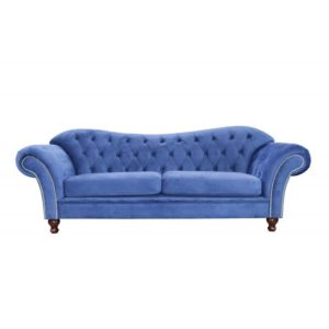 Chesterfield sedačka SHEFFIELD 3 s funkciou spánku