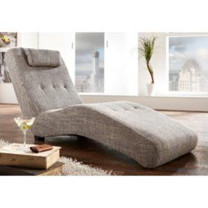 Pohodlné Ležadlo do obývačky SPLEEN v obývacej izbe