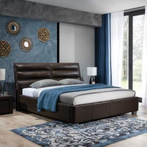 Nábytok do spálne: posteľ bergamo